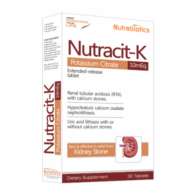 Nutracit-K